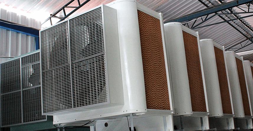 climatizadores industriais