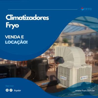 Venda e Locação de Climatizadores